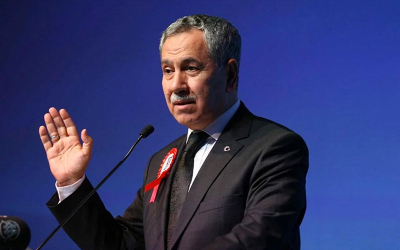 KHK açıklaması alevleniyor! AK Partili Bülent Turan'dan Arınç'a tavsiye