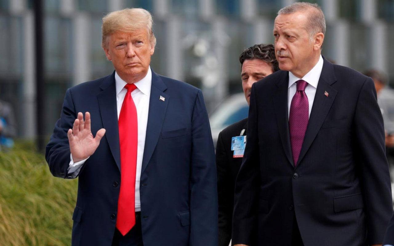 Cumhurbaşkanı Erdoğan'ın ABD ziyareti öncesi Trump'a skandal Türkiye mektubu