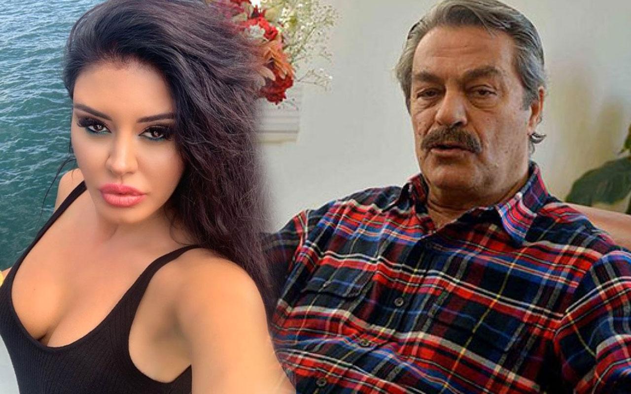 Kadir İnanır Ebru Polat'ın amcası mı? Usta sanatçıdan beklenen açıklama geldi