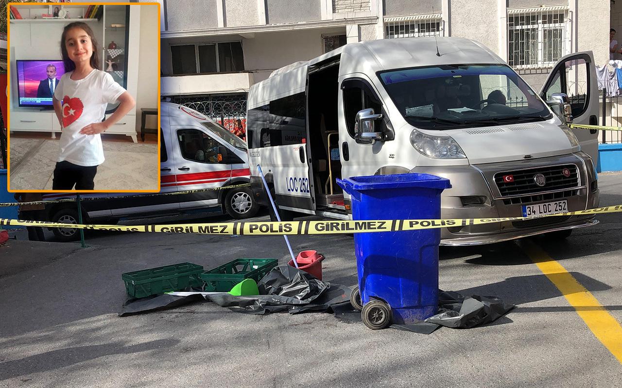 İstanbul Avcılar'da Eylül'e çarpan servis aracı sürücüsü tutuklandı