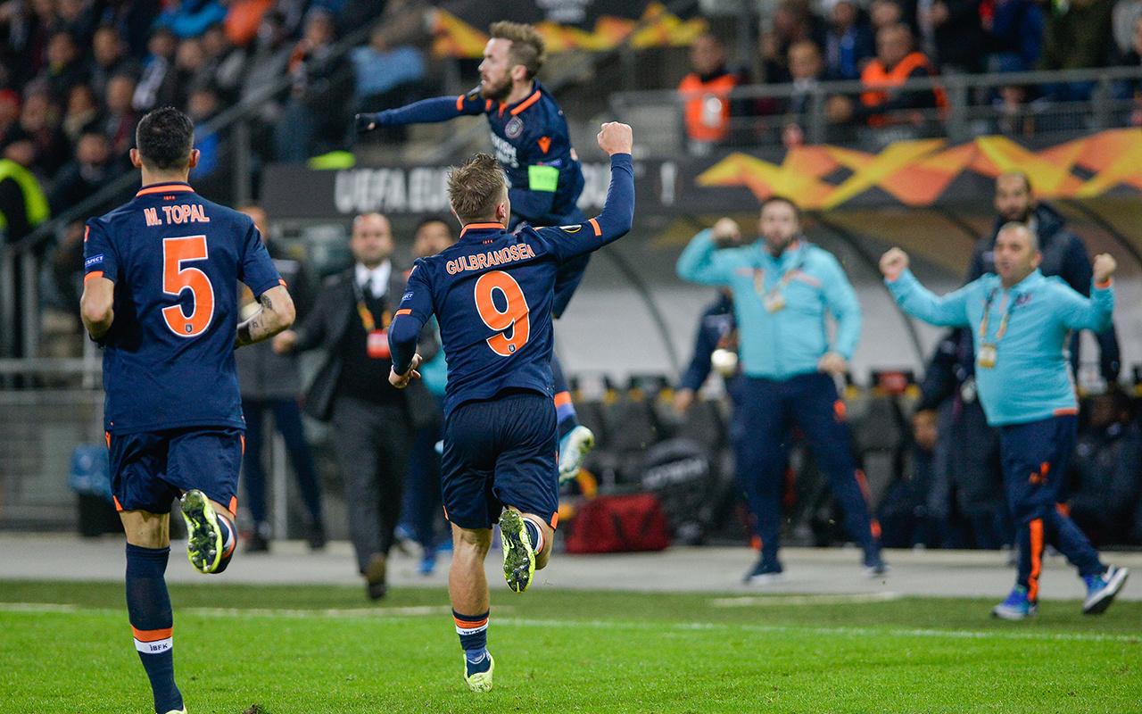 Wolfsberger Başakşehir UEFA Avrupa Ligi maçı golleri ve ...