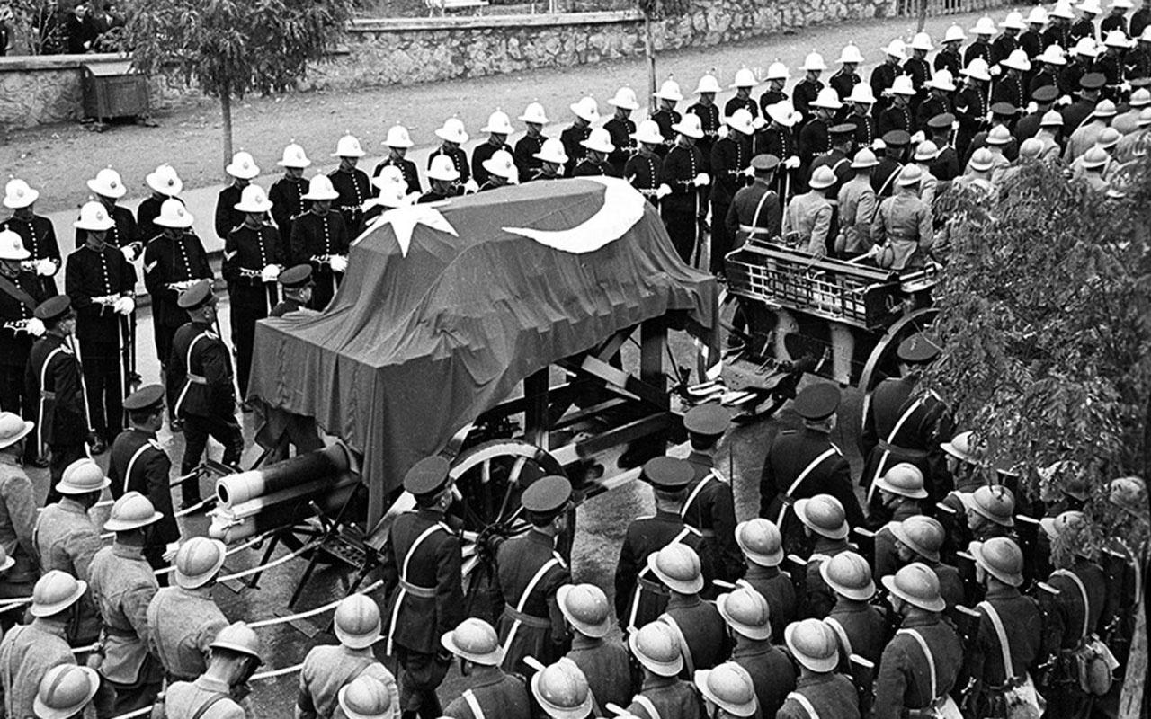 Atatürk'ün cenazesiyle ilgili 12 belge ilk kez kamuoyuna tanıtılacak.