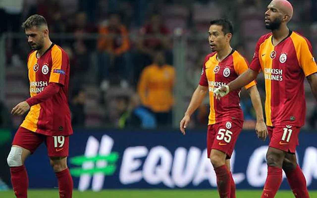 Galatasaray, Gaziantep deplasmanında