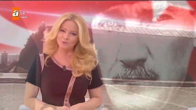 Müge Anlı ile Tatlı Sert'te Atatürk iddiası! '8 Kasım'da bize veda etti'