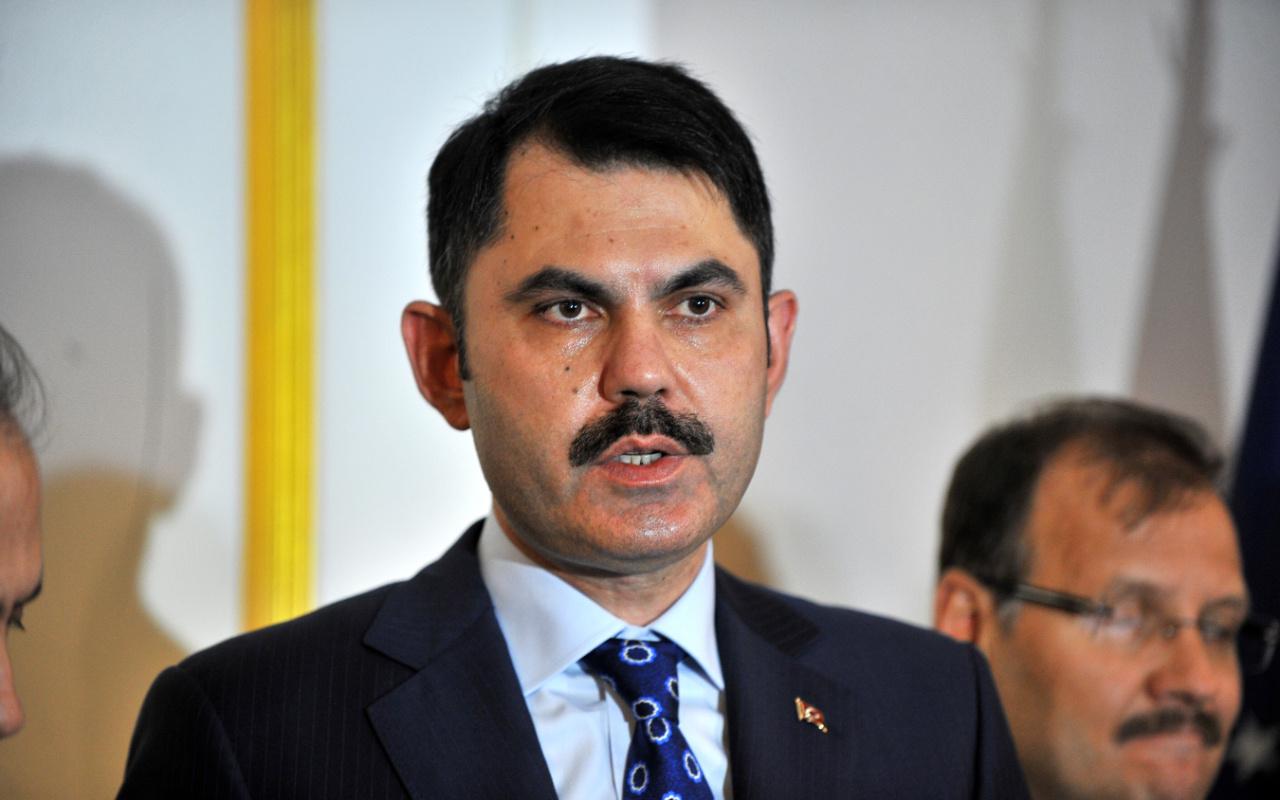Bakan Murat Kurum'dan 28 ile yeni koronavirüs genelgesi