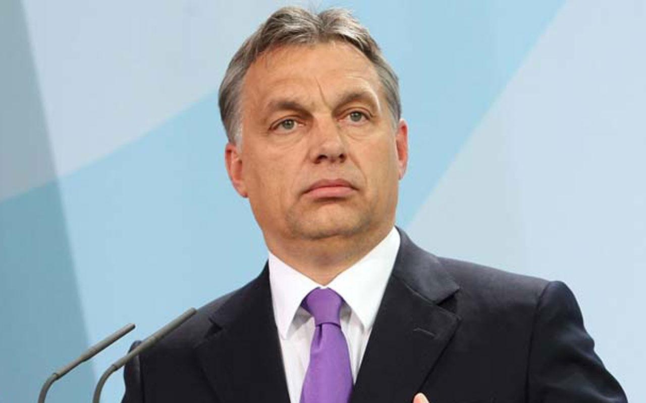 Macaristan Başbakanından şok sözler! Erdoğan'ı makamından uzaklaştırmak istiyorlar
