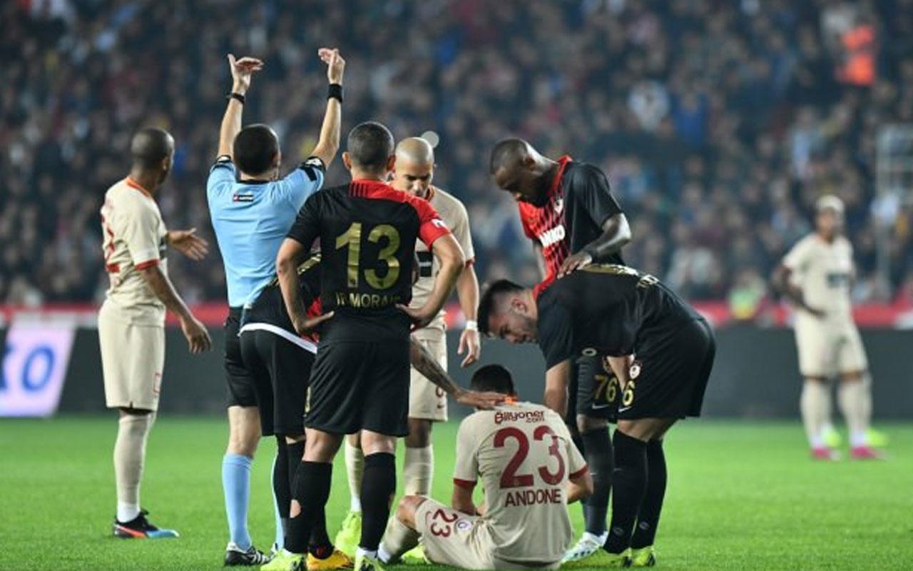 Gaziantep Galatasaray