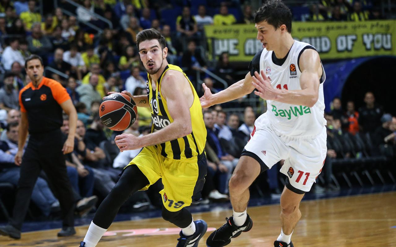 Fenerbahçe Beko nihayet kazandı