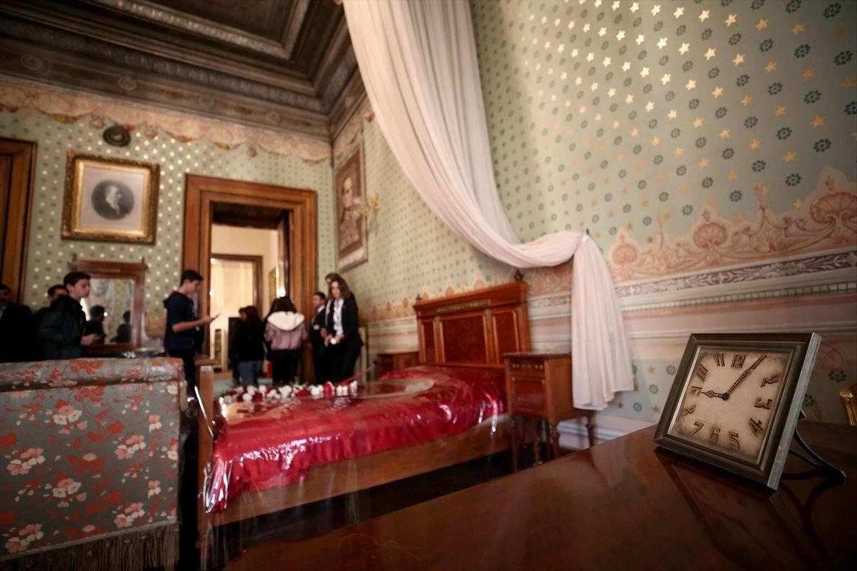 Dolmabahçe'de ziyaretçi rekoru