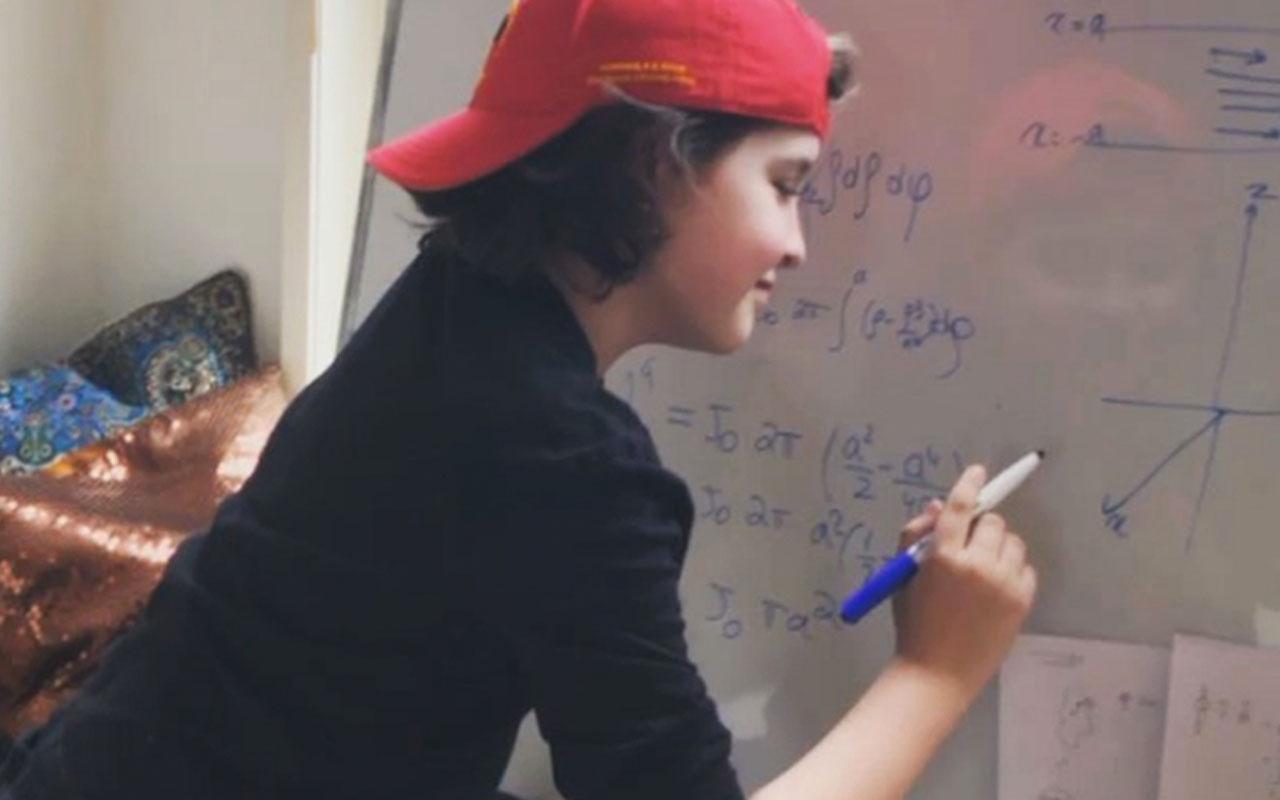 Dünya bu çocuğu konuşuyor! Laurent 9 yaşında elektrik mühendisi olacak