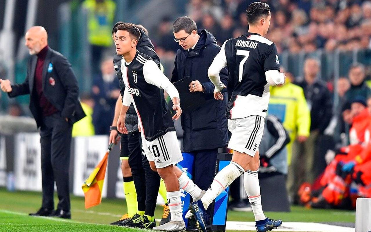 Ronaldo'ya Sarri şoku! Yüzüne bakmadan terk etti