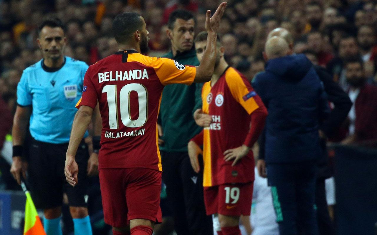 Al Hilal'in Belhanda için 5 milyon Euro'yu gözden çıkardı