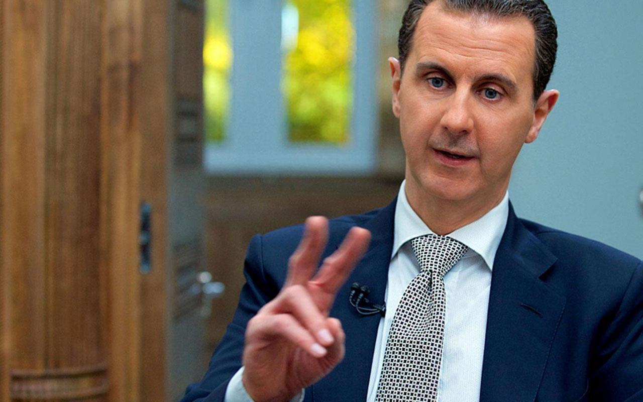 Erdoğan'la görüşecek misiniz? sorusuna Esad'dan küstah yanıt