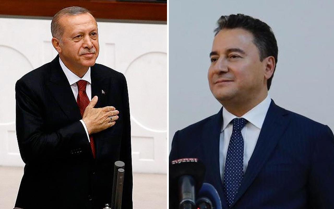 Erdoğan Babacan iddiası şaşırttı Abdulkadir Selvi kulis yazdı
