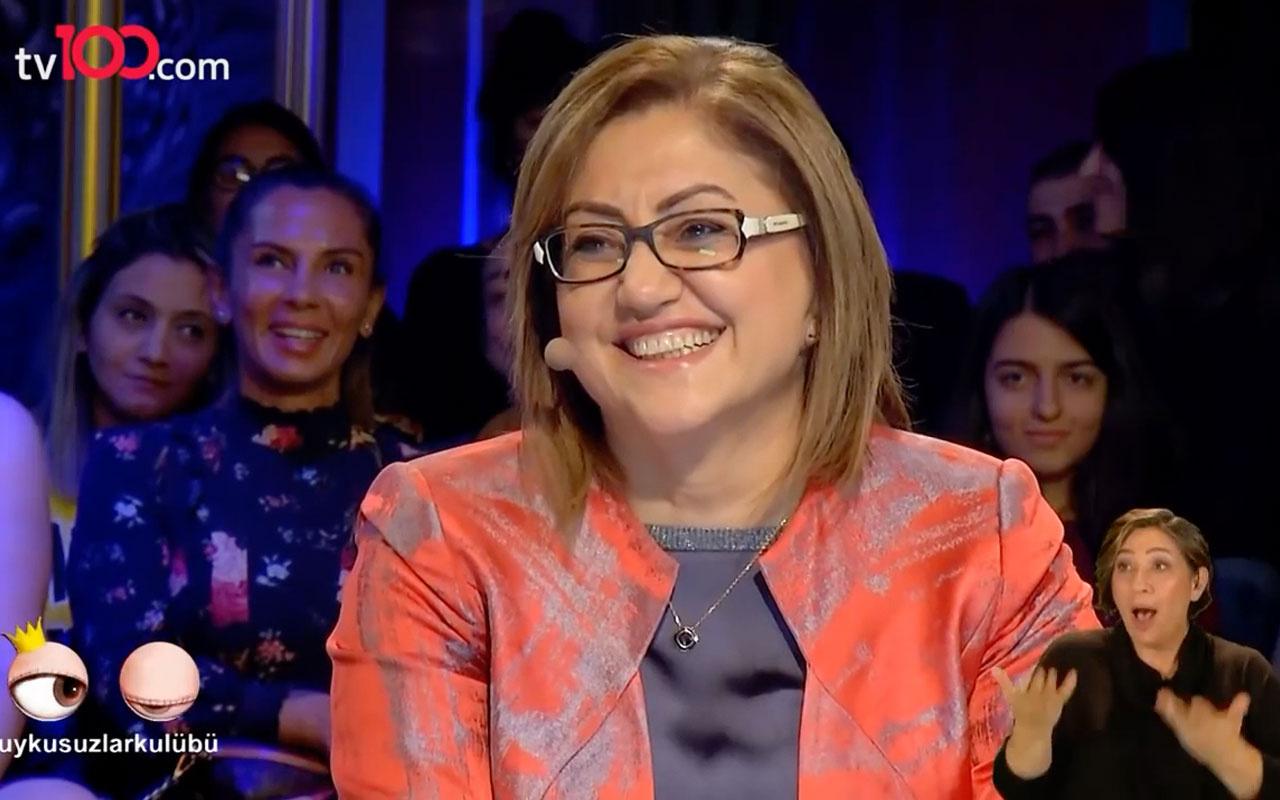 Fatma Şahin'in Cumhurbaşkanı Erdoğan ile olan anısı güldürdü