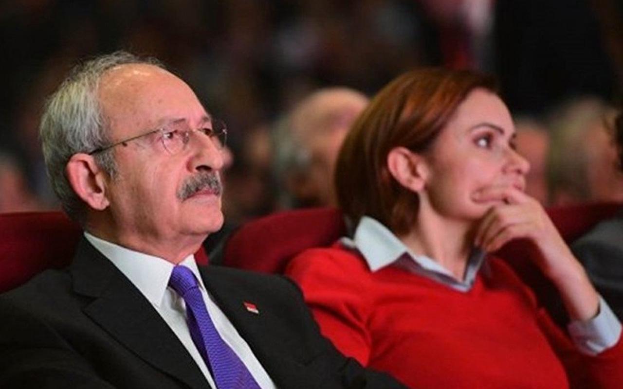 CHP'de yüksek gerilim! Kemal Kılıçdaroğlu Canan Kaftancıoğlu'na bunları söylemiş