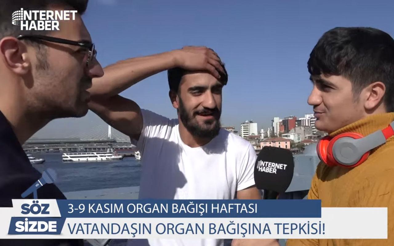Organ bağışlamayı düşünür müsünüz internethaber sordu!