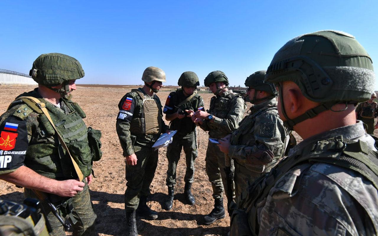Savunma Bakanlığı açıkladı: Rusya ile 10. ortak devriye yapıldı
