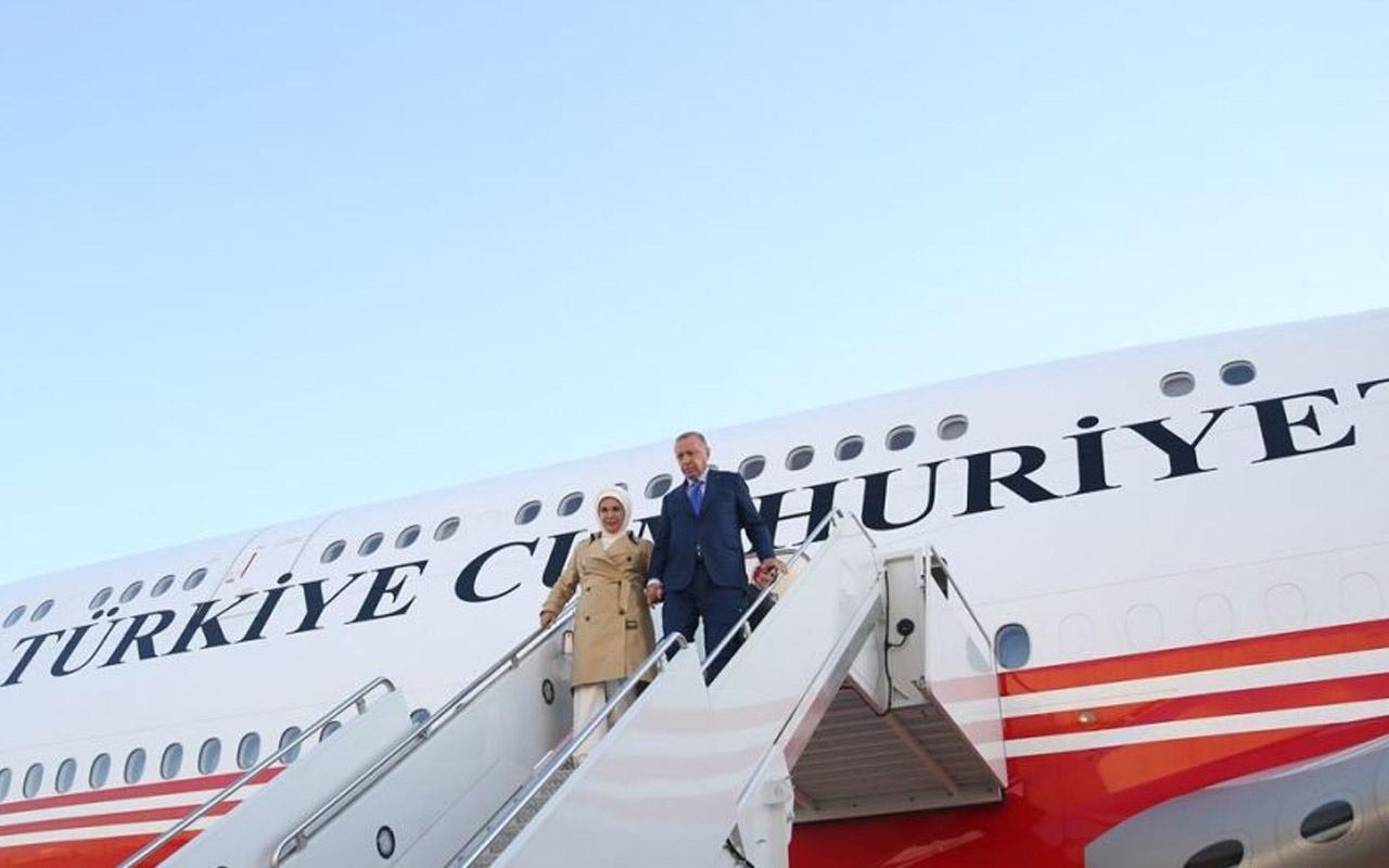 Erdoğan, Trump'ın daveti üzerine Washington'a indi