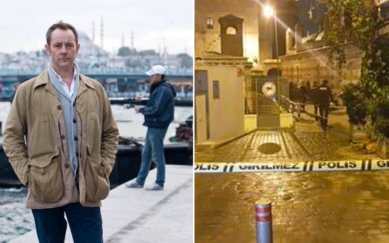 İstanbul Valisi Ali Yerlikaya'dan ölü bulunan eski İngiliz istihbaratçı hakkında açıklama