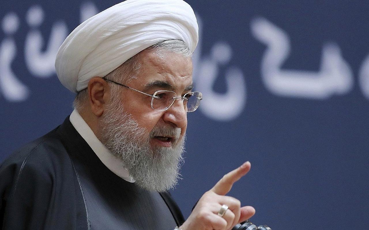 İran Cumhurbaşkanı Ruhani'den ABD seçimleri açıklaması! Biden'a çağrı yaptı