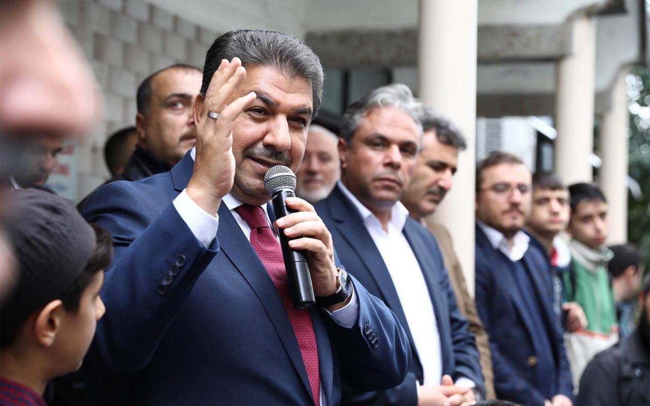 Tevfik Göksu İBB meclisinde Ekrem İmamoğlu'nu temel atmadan vurdu