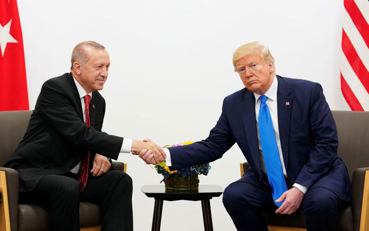 Erdoğan - Trump görüşmesinde tarihi açıklama! Olay mektup ne oldu?