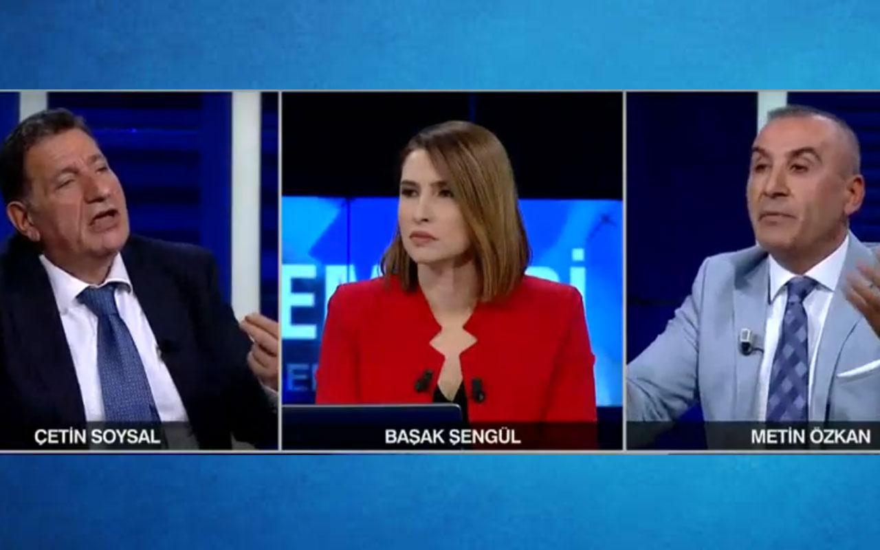 Kılıçdaroğlu'nun o sözleri canlı yayını karıştırdı