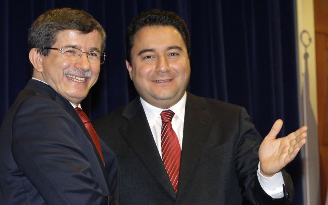 Ali Babacan ve Ahmet Davutoğlu ekibinde yeni partilerle ilgili takvim netleşti