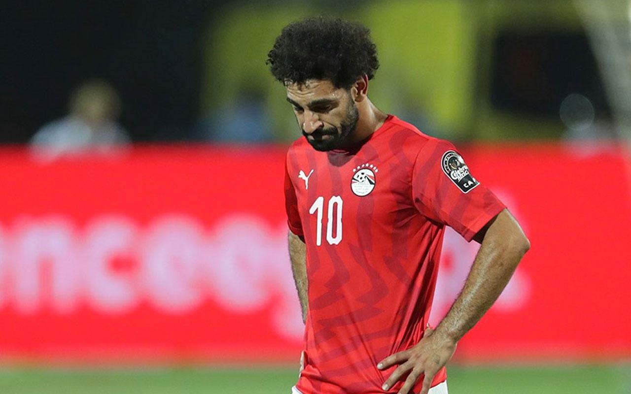 Muhammed Salah iki maçta yok