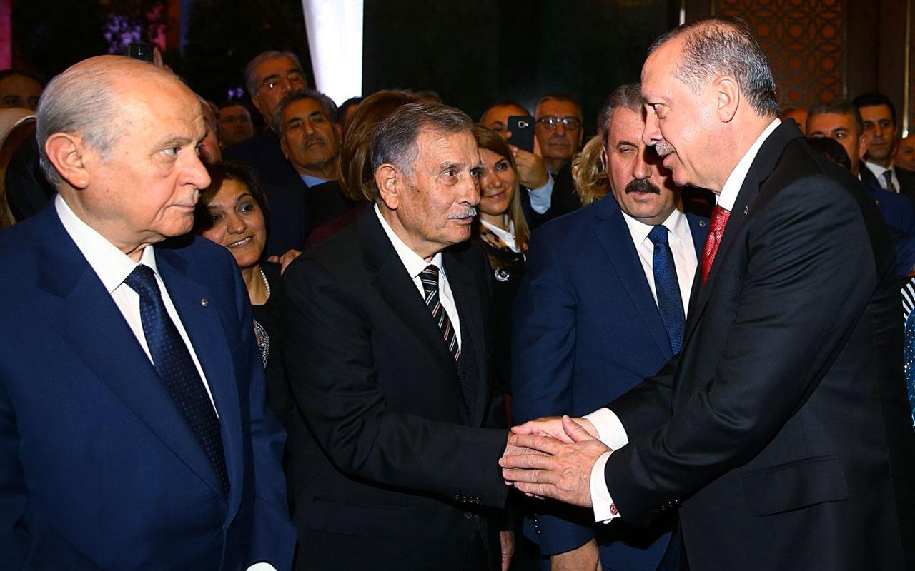 Yıldırım Akbulut hastaneye kaldırıldı Akbulut eski başbakandı