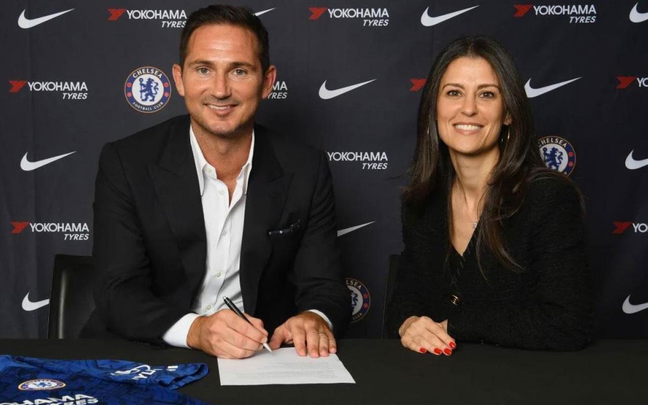 Chelsea'de Frank Lampard yasakları! İdmana geç kalan yandı