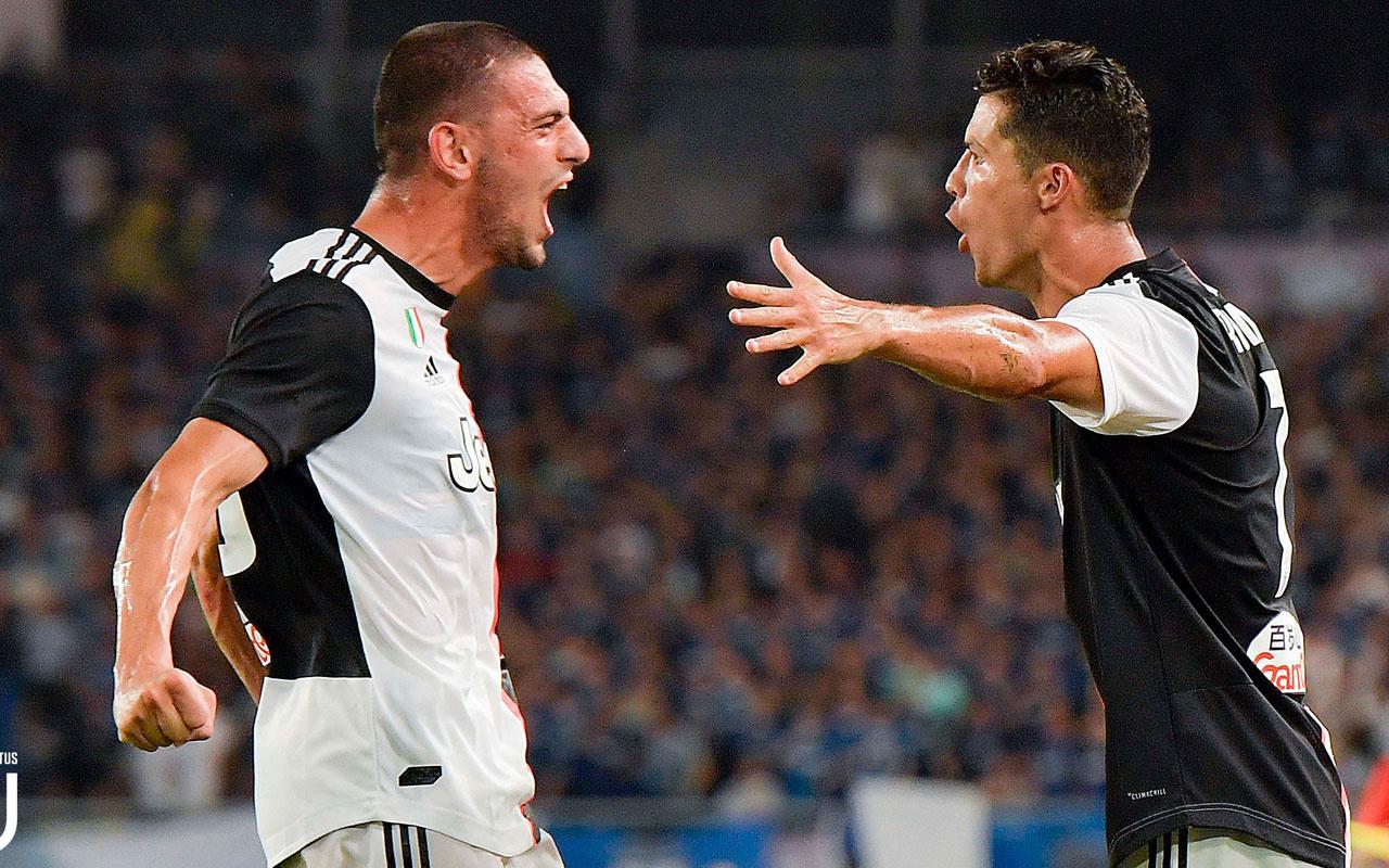 Juventus, Merih'in sahalara ne zaman döneceğini açıkladı