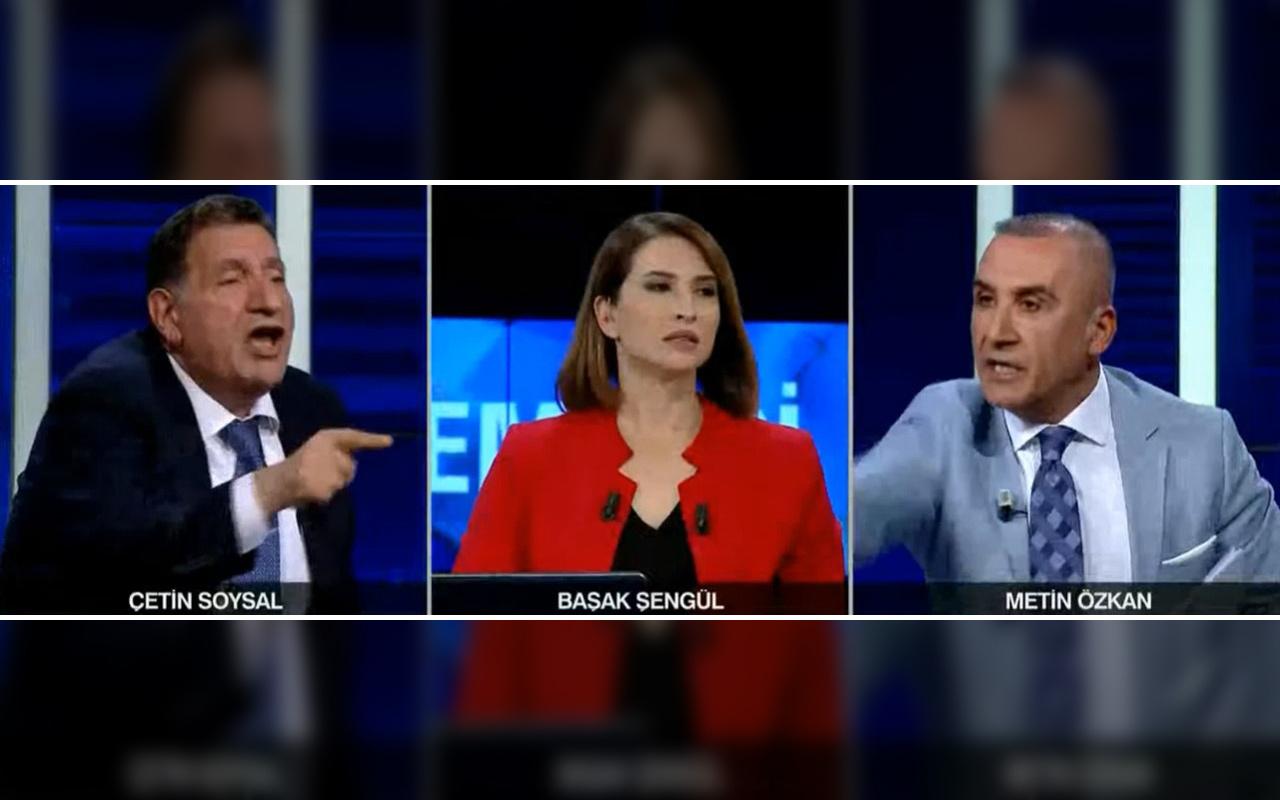 Kılıçdaroğlu'nun o sözleri CNN Türk canlı yayınını karıştırdı