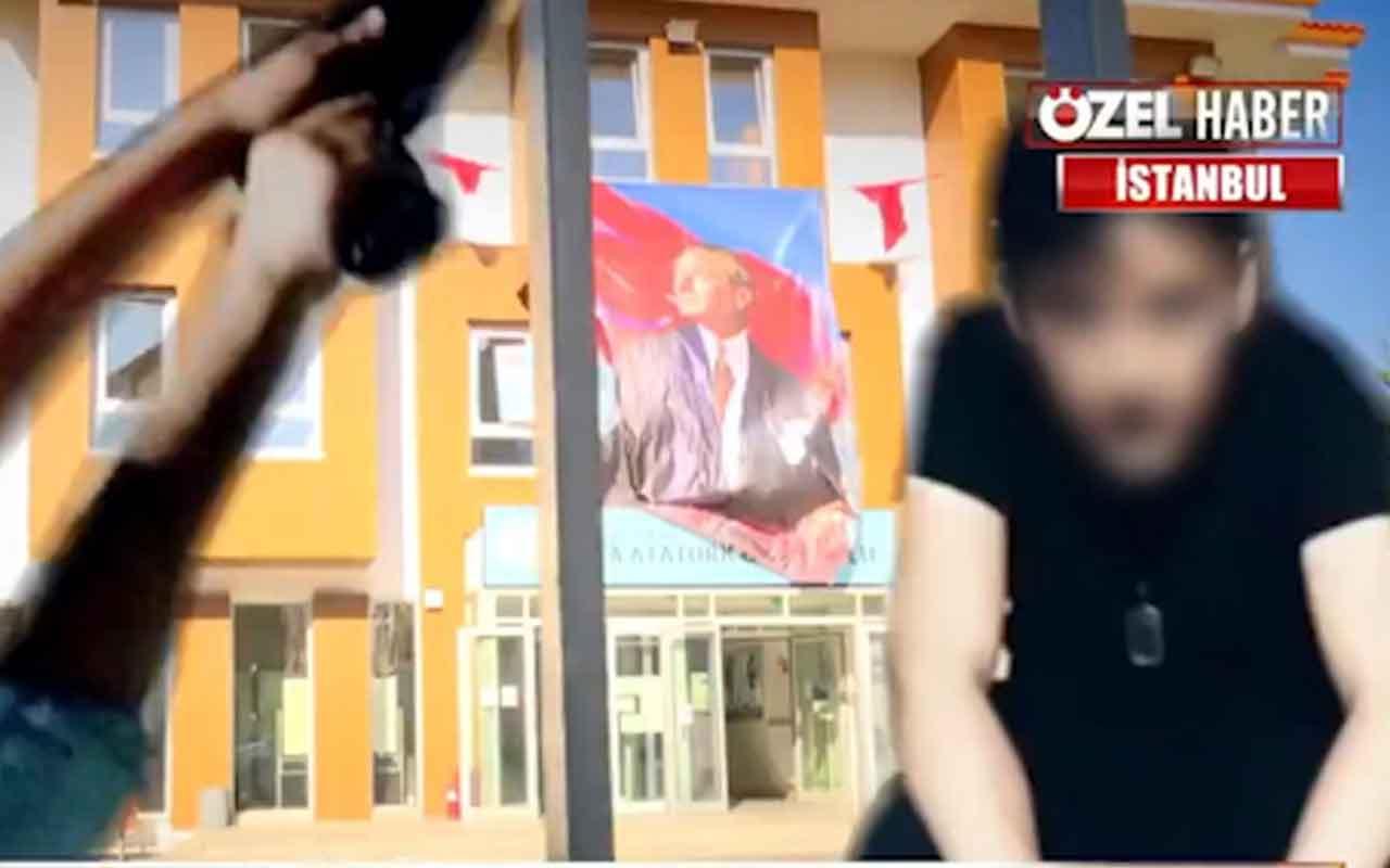 İstanbul Fatih'te Suriyeli öğrenciler çete kurup haraç topluyor