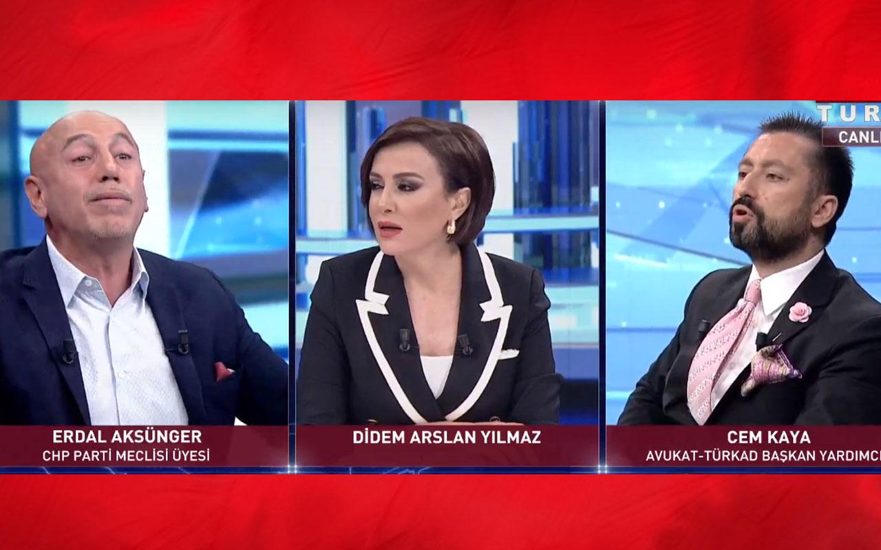 Habertürk yayını mektupla karıştı! Sunucu Didem Arslan'ın zor anları