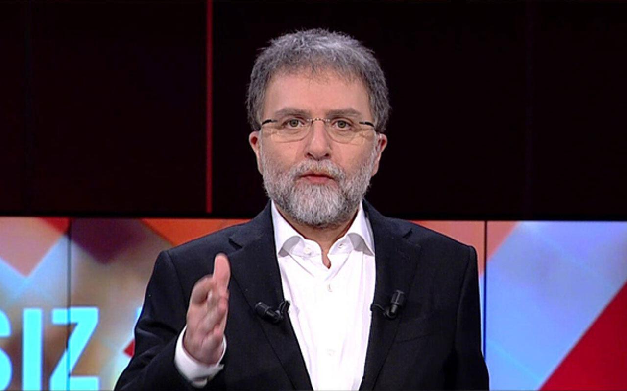 Ahmet Hakan canlı yayında CHP'li vekile çok kızdı! Sizin nerenize saygı göstereceğim