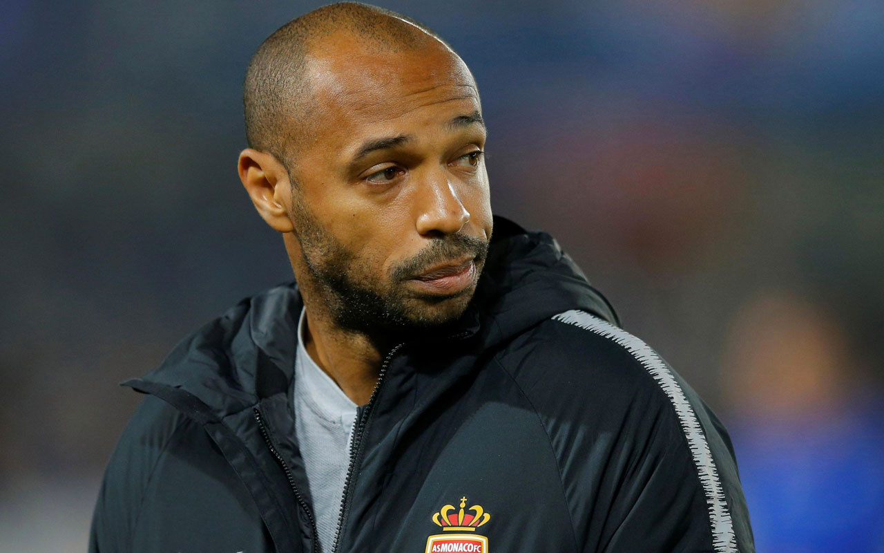 Montreal Impact Thierry Henry'e emanet