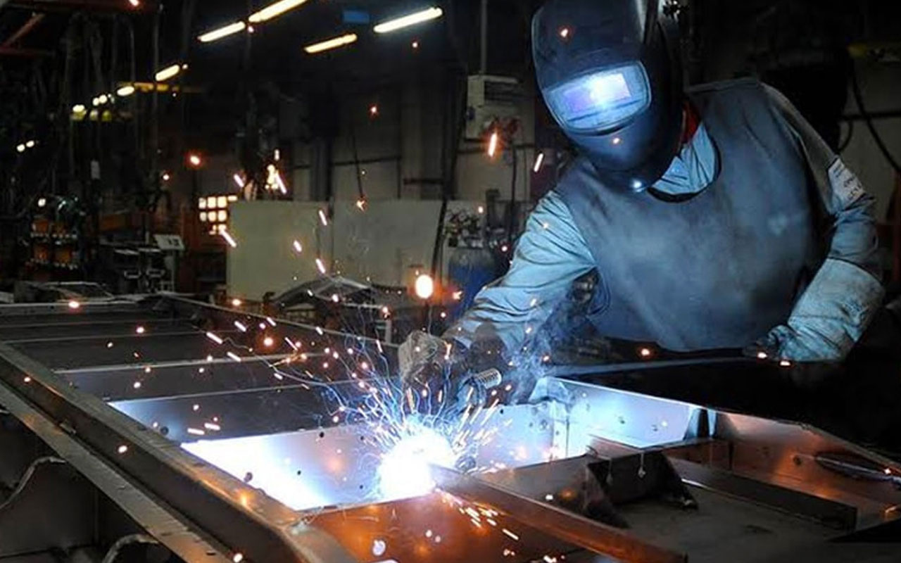 Eylül ayı sanayi üretim rakamları belli oldu