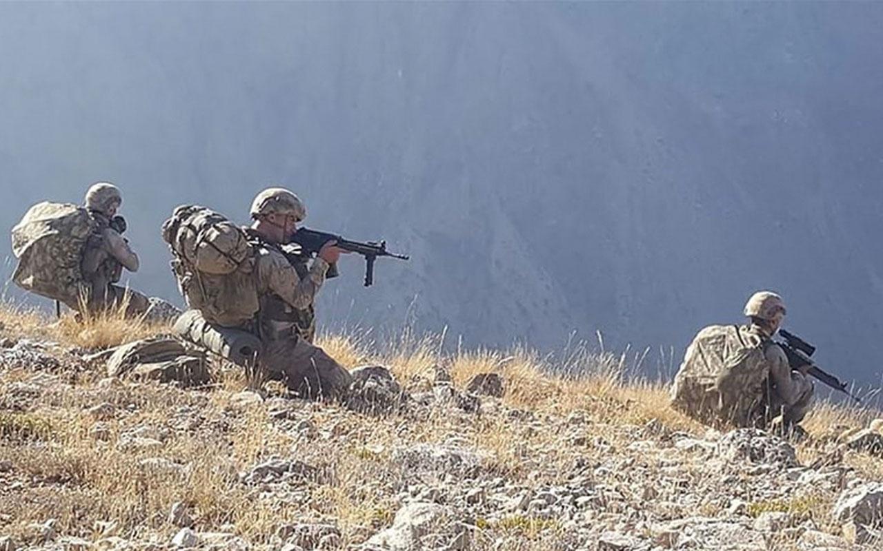 TSK ve MİT'ten ortak operasyon! 8 PKK'lı terörist öldürüldü