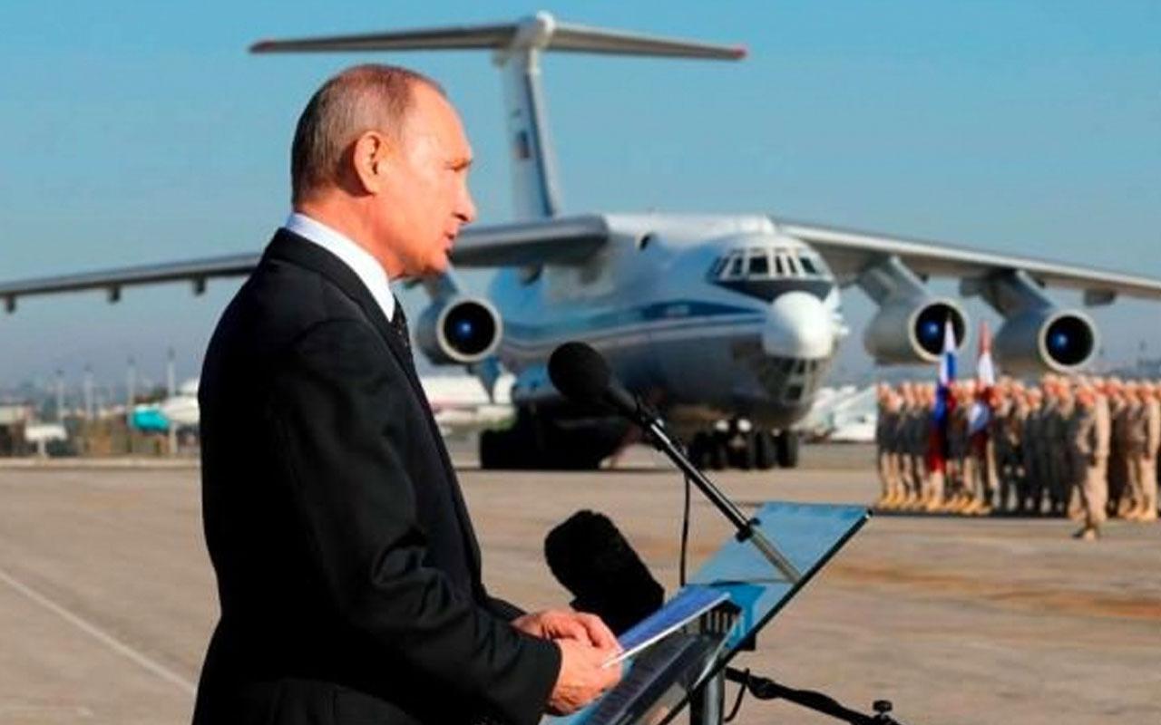 Rusya kritik gelişmeyi duyurdu! Türkiye sınırında üs kuruyor