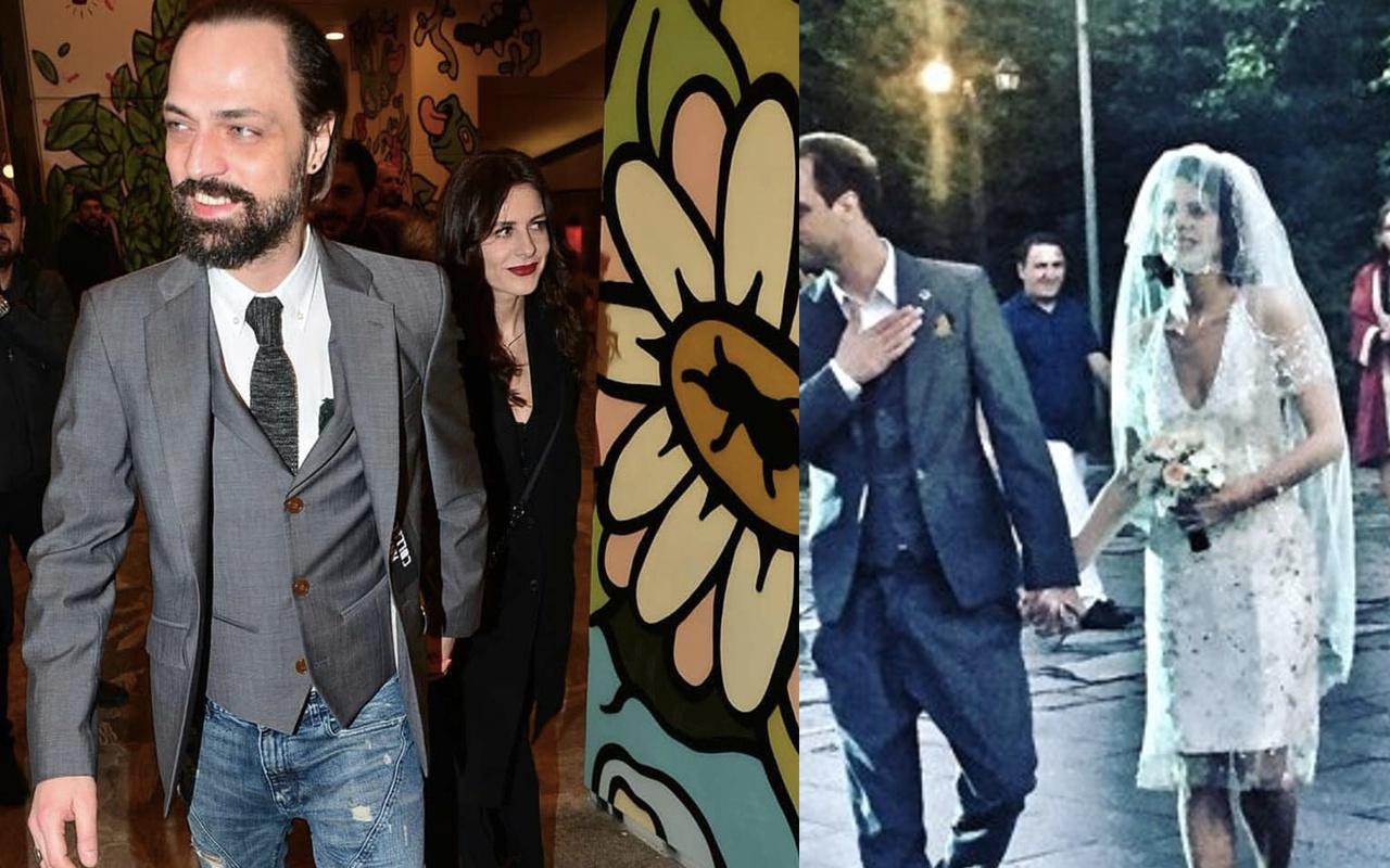 Ertan Saban eşi Ebru Özkan'ı aldattı fotoğrafları sızdı