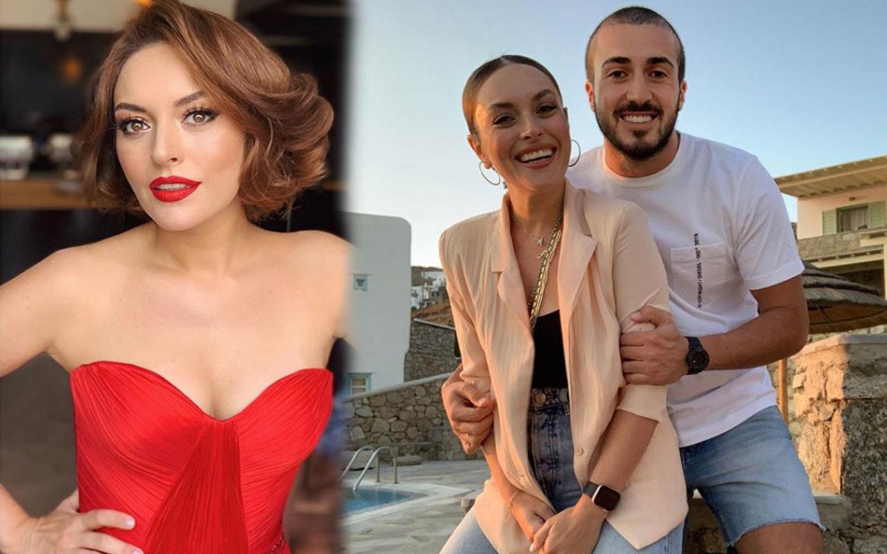 Ezgi Mola imaj değiştirdi sevgilisi Mustafa Aksakallı görmeden yakalandı