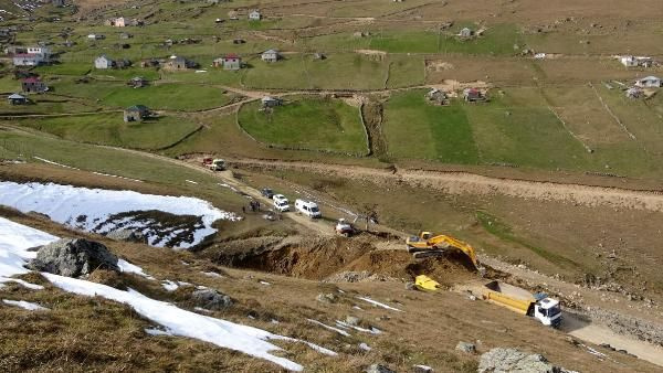 Dipsiz Göl kazısının sırrı ortaya çıktı! Buzul döneminden kalan göl yok oldu