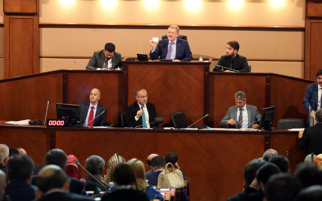 İBB Meclisinde 39 ilçenin belediye bütçeleri onaylandı