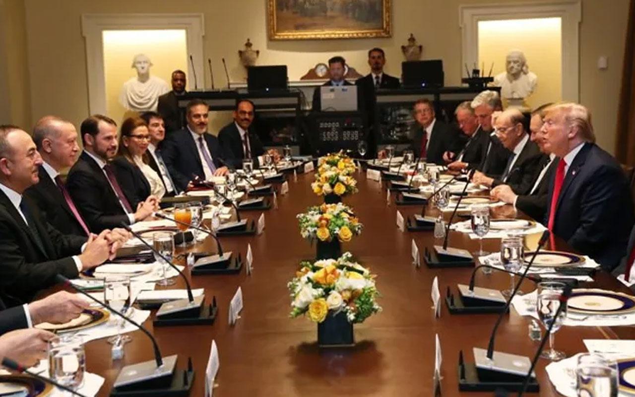 Kritik Erdoğan-Trump zirvesi! Heyetler arası toplantıda MHP sürprizi