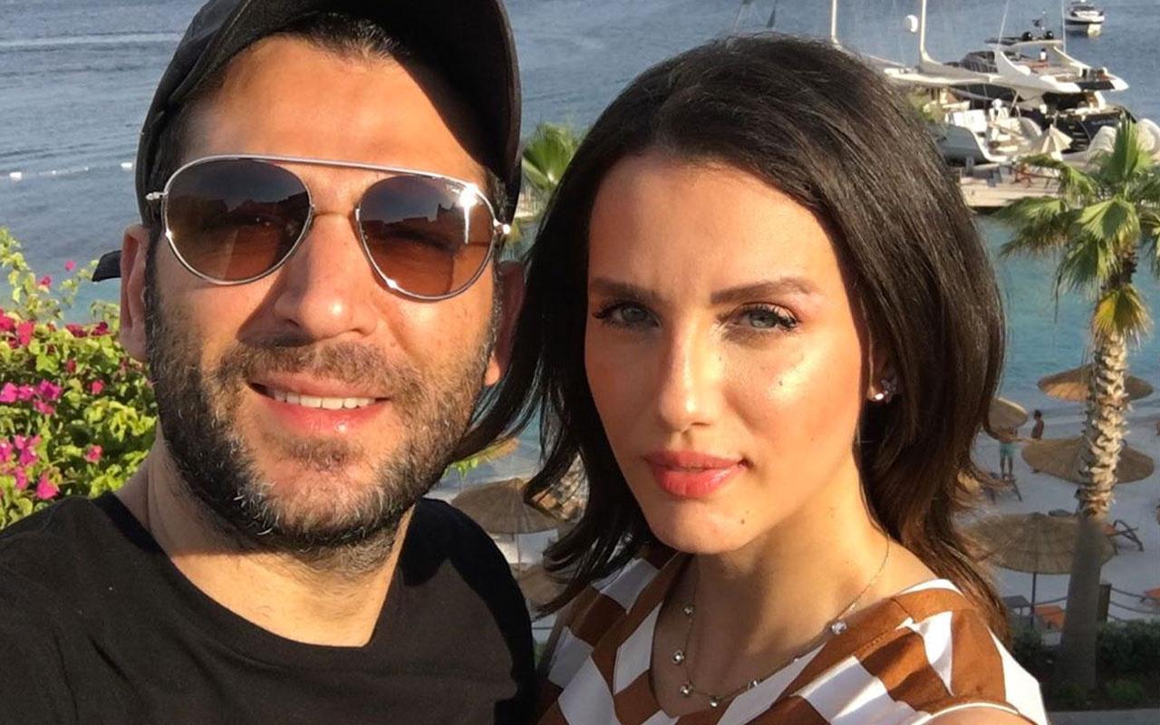 Milyoner'in eski sunucusu Murat Yıldırım'dan eşi Iman Elbani'ye 3. yıla özel paylaşım