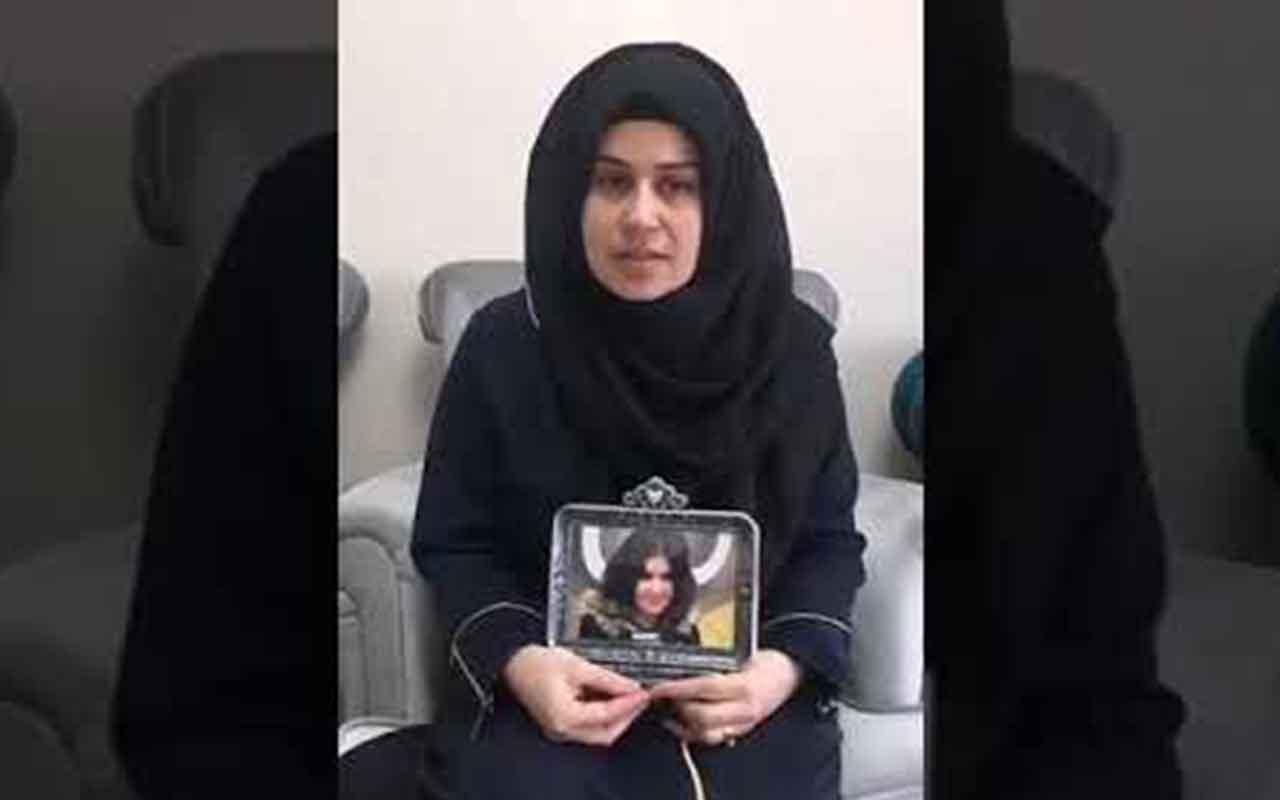Rabia Naz annesi video attı polis evinin aradı