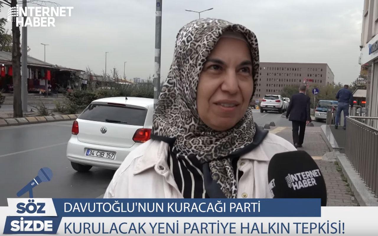 Ahmet Davutoğlu'nun kuracağı partiye oy verir misiniz?