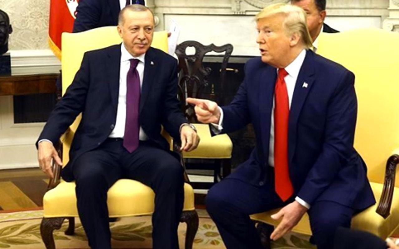 Erdoğan'dan Trump'a iki FETÖ delili! Darbeden 2 gün önce buluşmuşlar